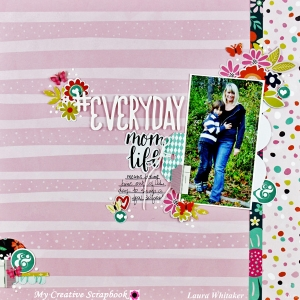 MCS - Laura Whitaker - April Main Kit - LO1s