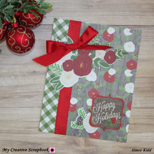 MCS Aimee Kidd December Creative Kit LO5