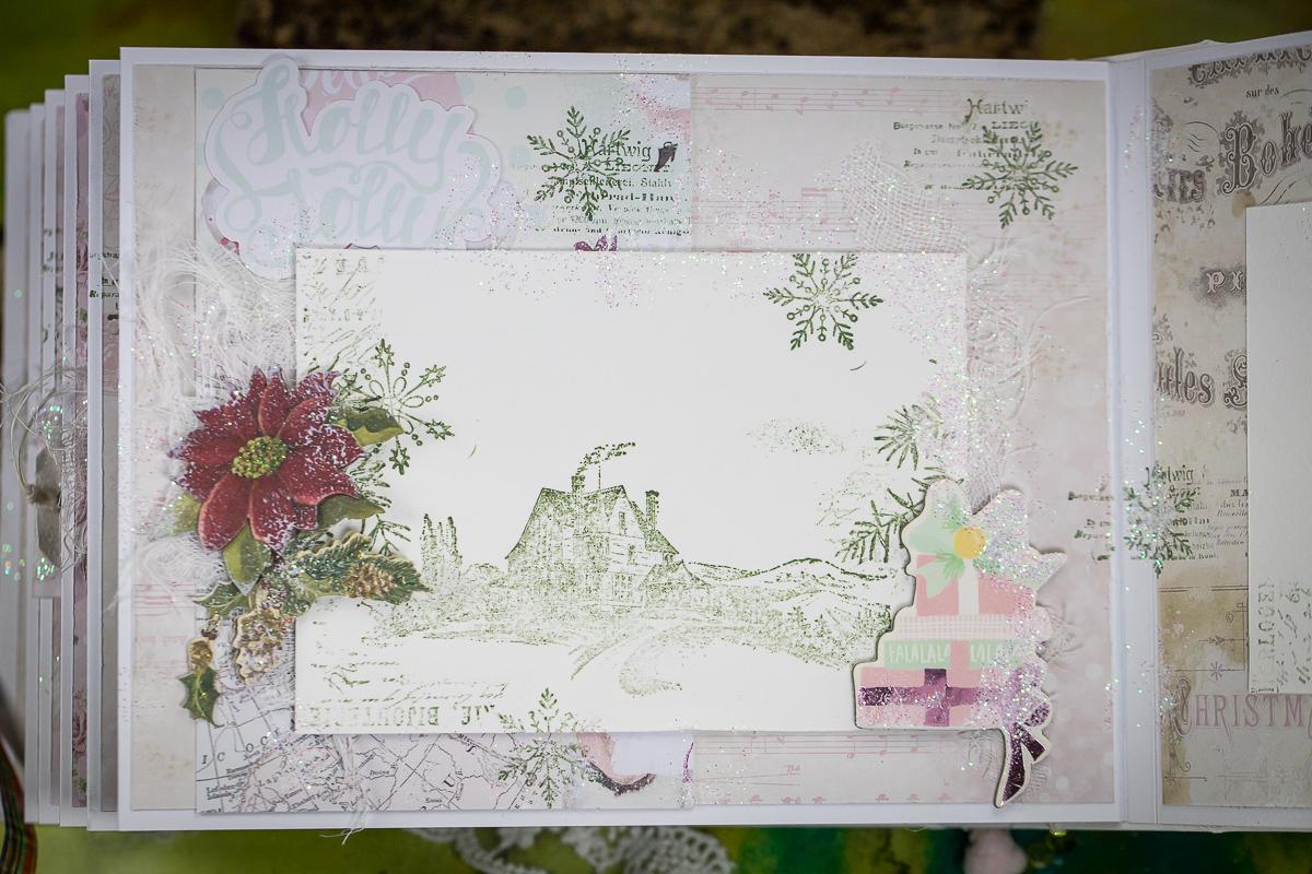 LE kit December reveal - Dorota37