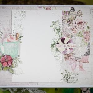 LE kit December reveal - Dorota33