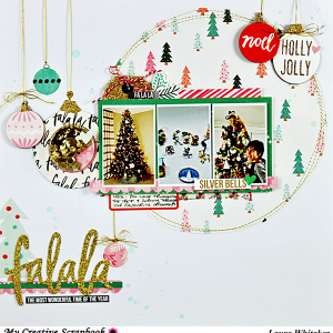 mcs - Laura Whitaker - December Main Kit LO6
