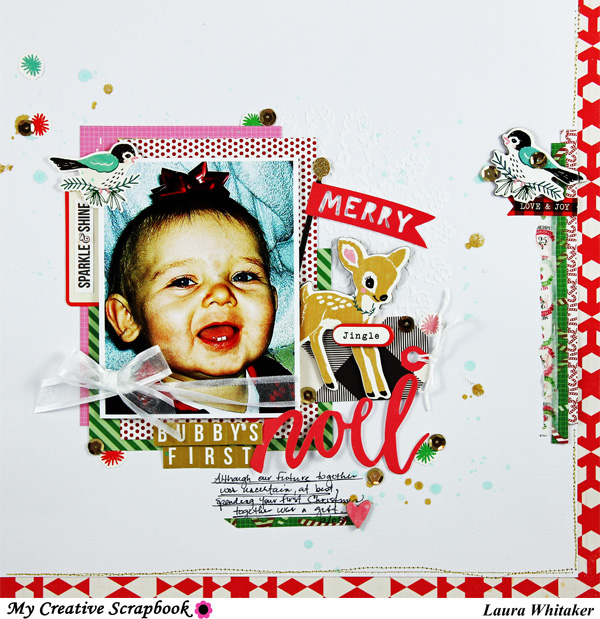 mcs - Laura Whitaker - December Main Kit LO5