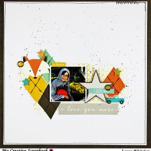 MCS - LAURA WHITAKER - MAIN KIT - LO4
