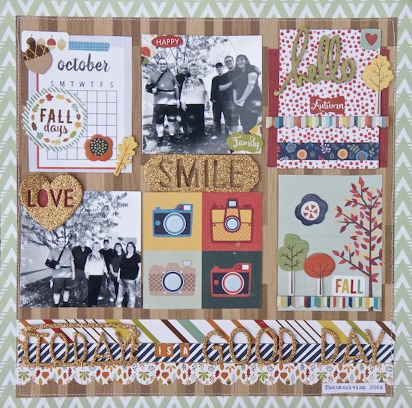 MCS - September Main Kit - Lee-Anne Thornton - LO2