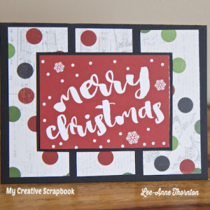 MCS - Lee-Anne Thornton - December Creative Kit - Card 2