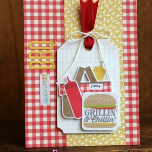 MCS-Marielle LeBlanc-July main kit- Card 1-Summer BBQ