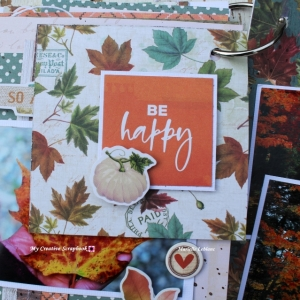 Marielle LeBlanc-November main kit-Mini Albumpage 11
