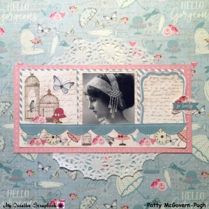 MCS Patty McGover-Pugh Album Kit L02 WM