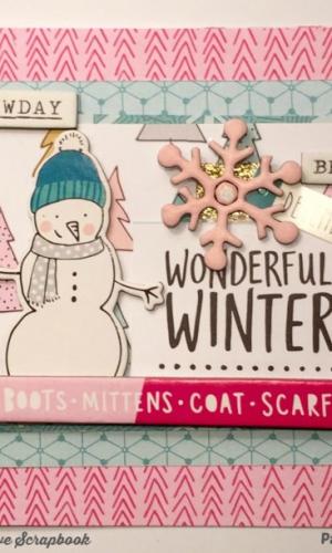 MCS January 2017 Album Page Patty McGovern-Pugh Album Kit Card L02 wm-1