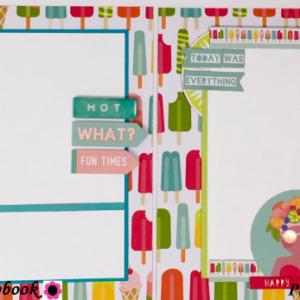 MCS Patty McGovern-Pugh Album Kit L03 WM
