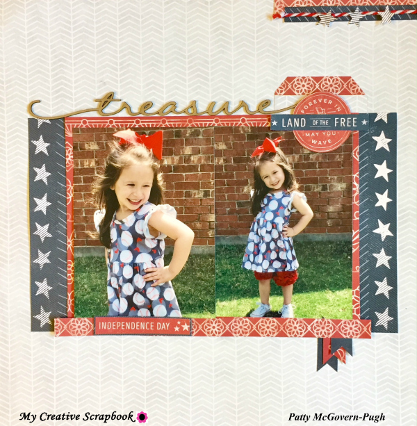 MCS Patty McGovern-Pugh Album Kit L04 WM