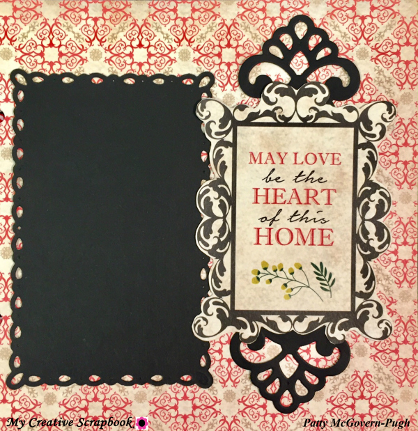 MCS Patty McGover-Pugh Album Kit L11 WM