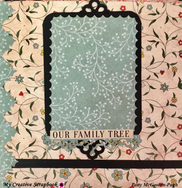 MCS Patty McGover-Pugh Album Kit L12 WM