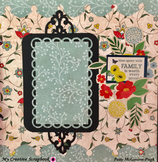 MCS Patty McGover-Pugh Album Kit L13 WM