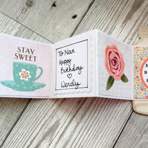 June 2018 Main kit Wendy card