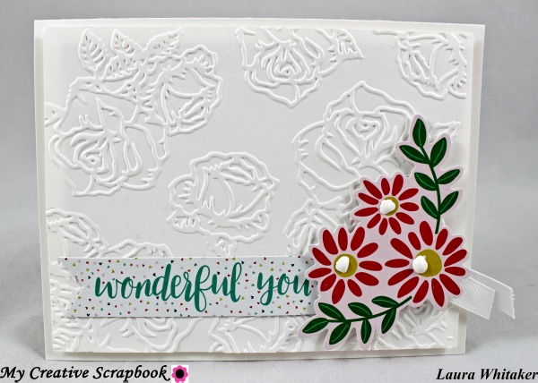 MCS - Laura Whitaker - April Main Kit - Card2s