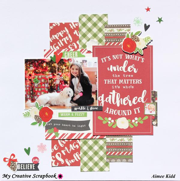 MCS Aimee Kidd December Creative Kit LO1