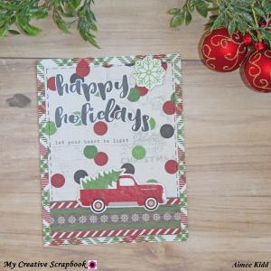MCS Aimee Kidd December Creative Kit LO7