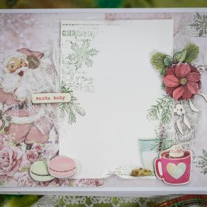 LE kit December reveal - Dorota38
