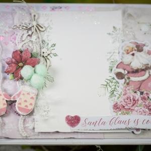 LE kit December reveal - Dorota43