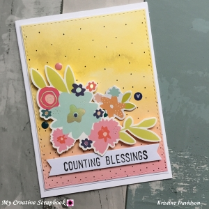 MCS-Kristine Davidson - Album Kit -Card2