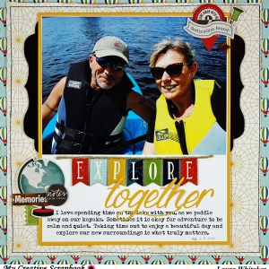 MCS - LAURA WHITAKER - AUGUST MAIN KIT - LO1 600