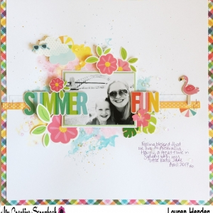 Lauren Hender June creative Kit LO1