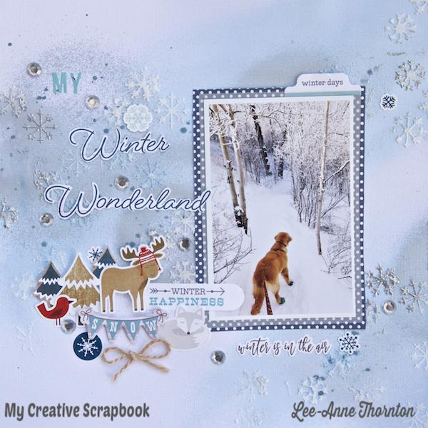 MCS - leeAnne-January Creative Kit - LO1