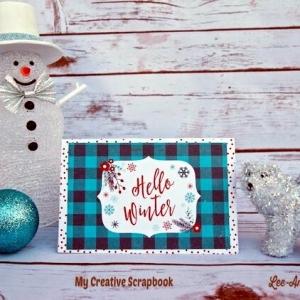 MCS - Lee-Anne Thornton - January Creative Kit - Card2