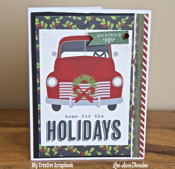 MCS - Lee-Anne Thornton - December Creative Kit - Card 5
