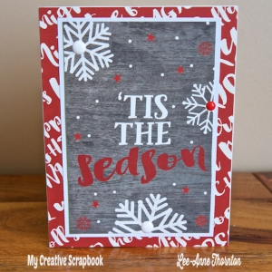 MCS - Lee-Anne Thornton - December Creative Kit - Card 6