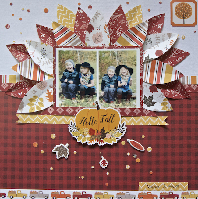 MCS - Lee-Anne Thornton - October Creative Kit - LO4UW