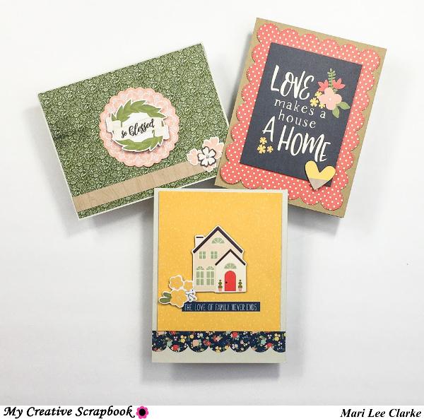 Feb 2020 Main kit Mari clarke cards