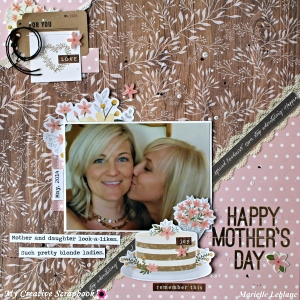 MCS-Marielle LeBlanc-Main Kit L02-Happy Mother's Day