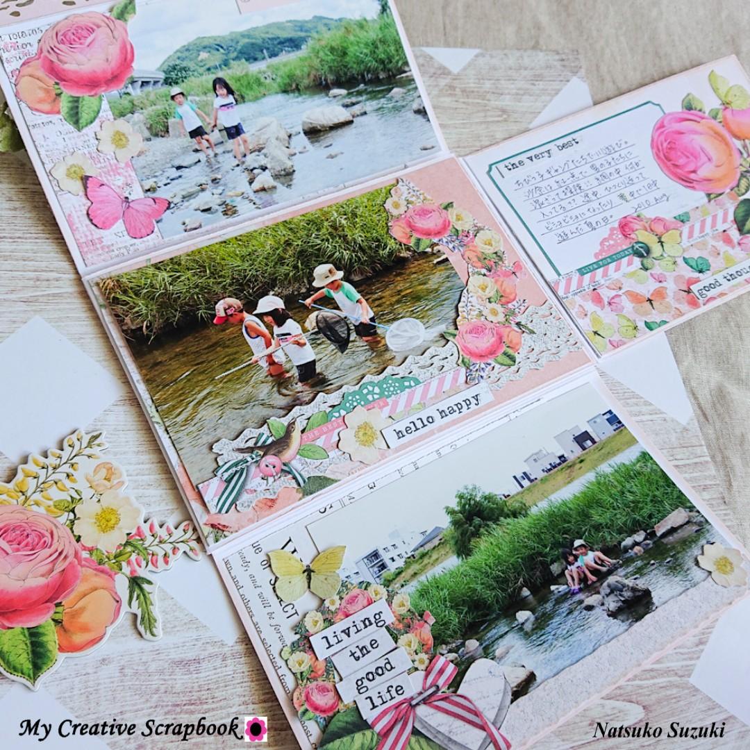 MCS-Natsuko Suzuki-May LE kit-mini album3