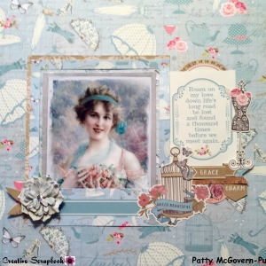 MCS Patty McGover-Pugh Album Kit L01 WM