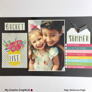 MCS Patty McGovern-Pugh Album Kit L02 WM