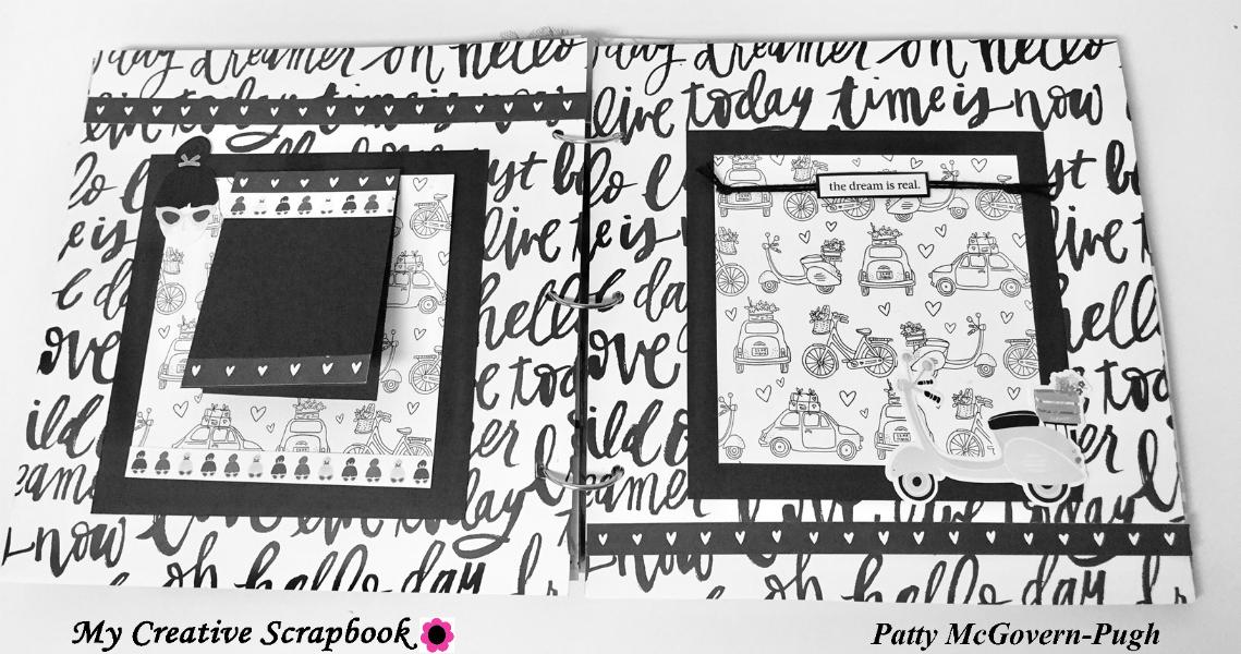 MCS Patty McGover-Pugh Album Kit L07WM
