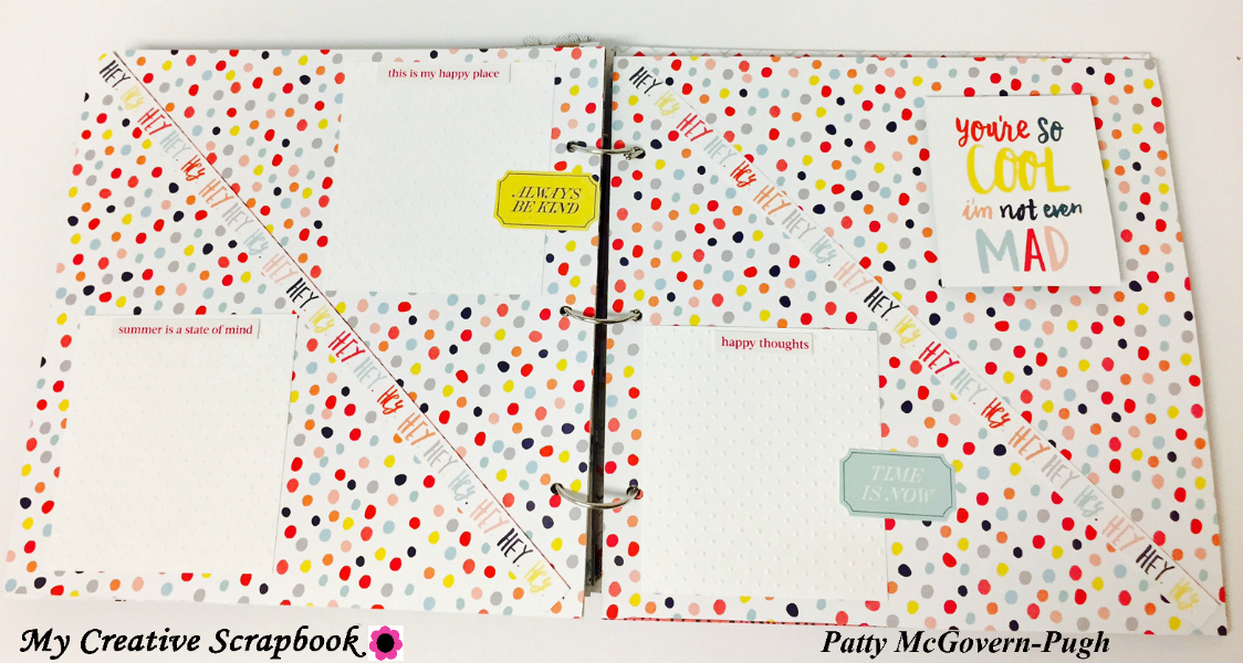 MCS Patty McGover-Pugh Album Kit L10WM