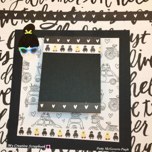MCS Patty McGover-Pugh Album Kit L08WM