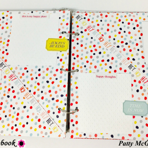 MCS Patty McGover-Pugh Album Kit L10WM