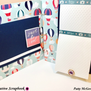 MCS Patty McGover-Pugh Album Kit L02WM
