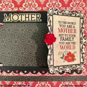 MCS Patty McGover-Pugh Album Kit L05 WM