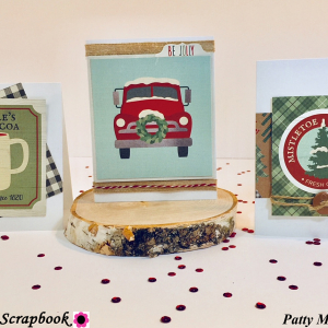 -MCS Patty McGovern-Pugh Album Kit L02 WM