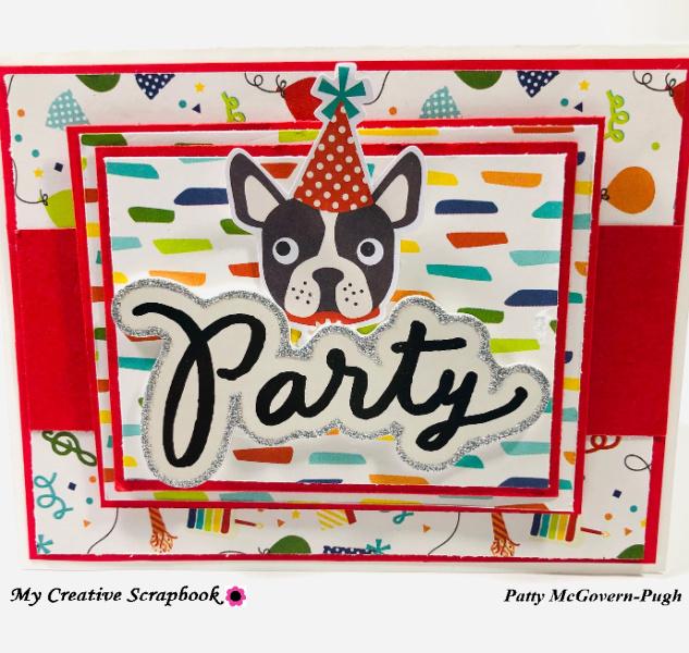 MCS Patty McGovern-Pugh Creative Kit Card L03 WM