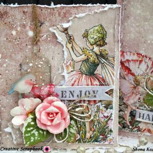 Jan LE KIT Shona Card 1