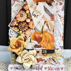 Oct LE Shona TAG tutorial