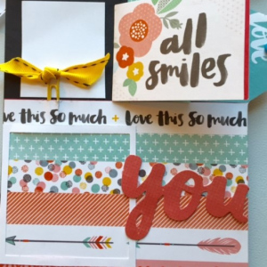 MCS Designer Patty Main kit Album L07