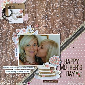 MCS-Marielle LeBlanc-Main Kit L02-Happy Mother's Day