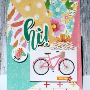 MSC-Hi Friend card-Main kit-Marielle LeBlanc